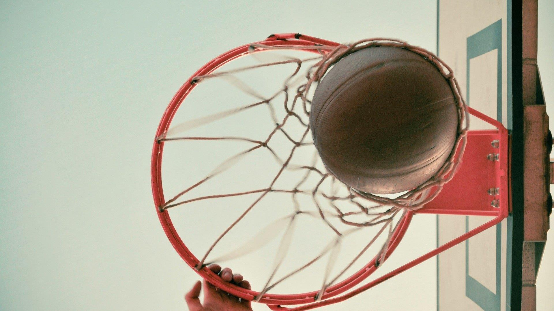 Basketball | © Free-Photos auf Pixabay
